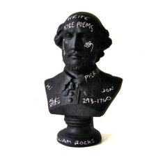 Etsy Shax bust